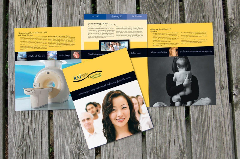 Sales Kit Folder Design