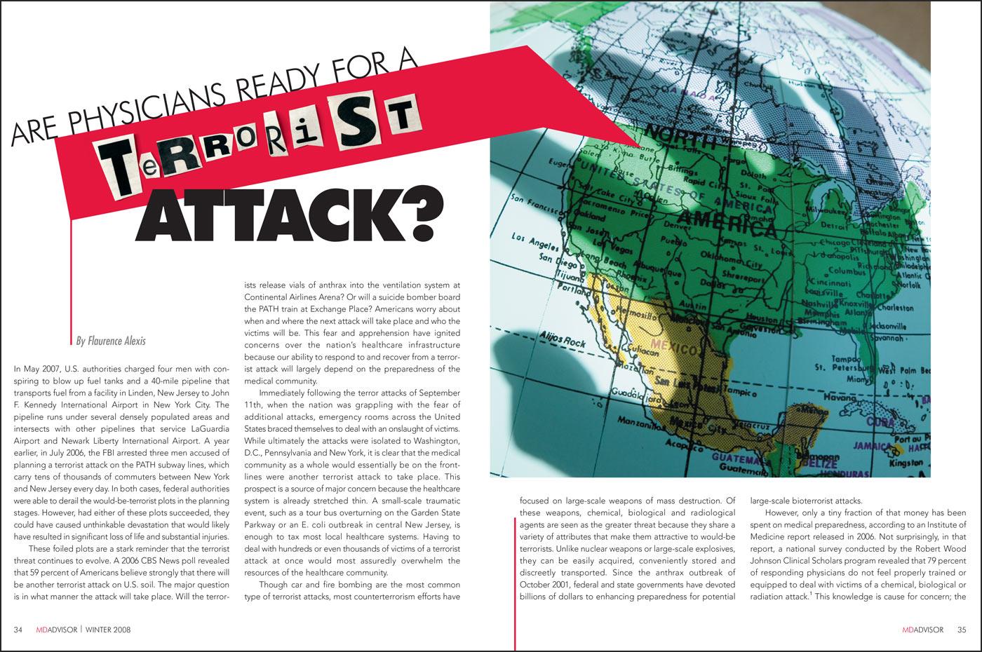Medical Journal Terrorist Article