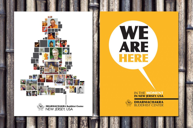 DharmaChakra Posters For International Festival