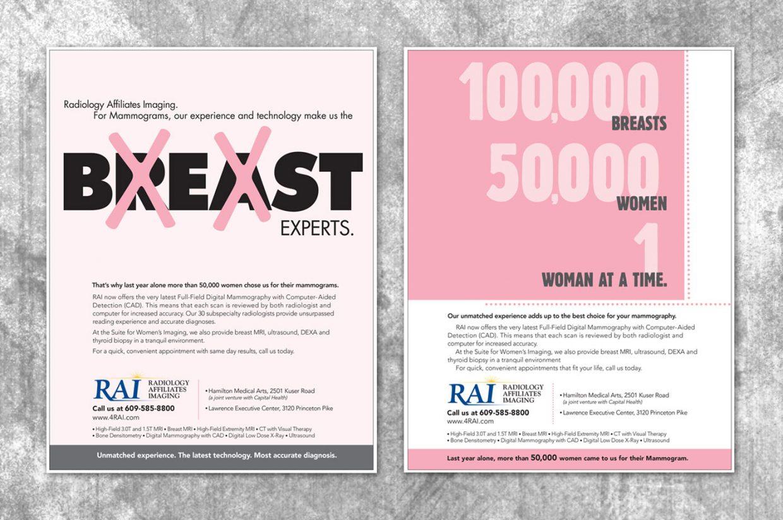 Mammography Ads