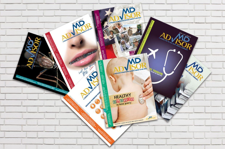MDAdvisor Journal Covers