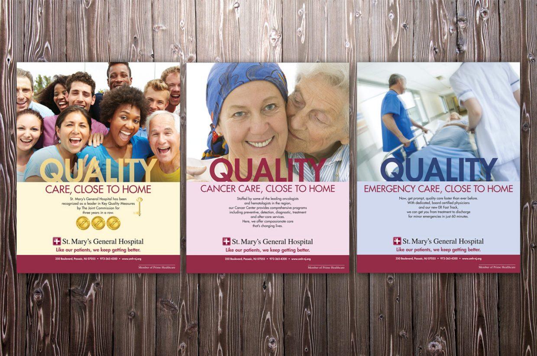 Hospital Ad Campaign